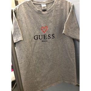 Vintage Guess men's size M T-shirt